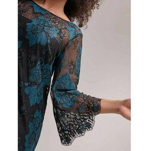 RACHEL Rachel Roy Dresses - 🔥🆕➕ Rachel Roy 💜 Lace 2 Toned Dress